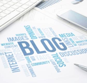 como criar um blog lucrativo